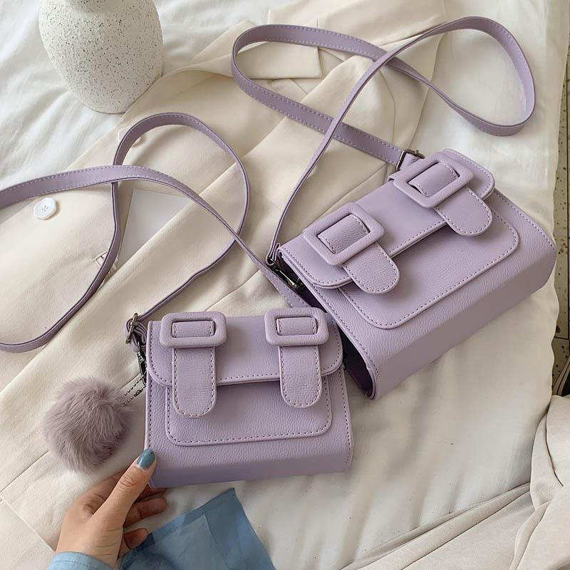 紫色斜挎包 今年流行迷你剑桥包mini小包包女夏2021新款潮清新网红紫色斜挎包_推荐淘宝好看的紫色斜挎包