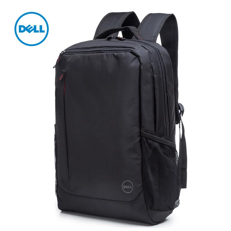 笔记本双肩包 戴尔电脑包充电双肩包背包14寸15.6寸男女笔记本包大容量防水耐磨_推荐淘宝好看的女笔记本双肩包