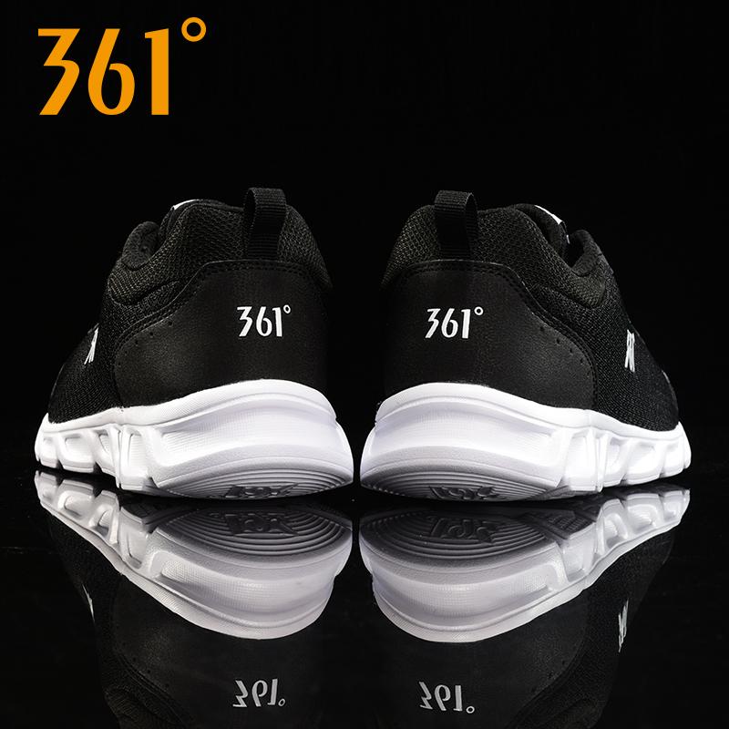轻便361跑步鞋 361运动鞋男夏季新款361度男鞋网面跑鞋透气轻便防滑跑步鞋旅游鞋_推荐淘宝好看的男轻便361跑步鞋