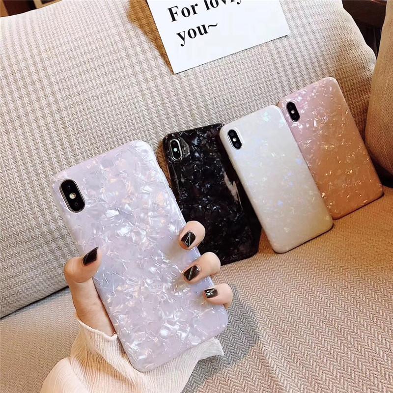 范冰冰贝壳包 ins简约纯色贝壳纹iPhone11手机壳苹果12mini粉色少女心12pro保护套xs max软壳8plus全包X硅胶7p网红xr女款6s_推荐淘宝好看的范冰冰贝壳包