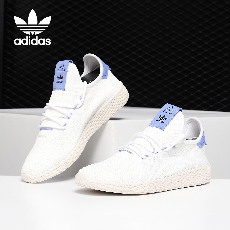 阿迪达斯运动鞋 Adidas阿迪达斯正品三叶草男女同款轻便低帮休闲运动鞋 BD7521_推荐淘宝好看的女阿迪达斯运动鞋