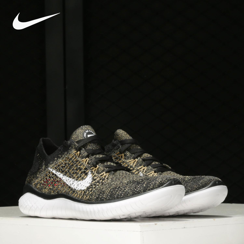 耐克运动鞋 Nike耐克正品 FREE RN FLYKNIT 男女飞线休闲运动跑步鞋942838_推荐淘宝好看的女耐克运动鞋