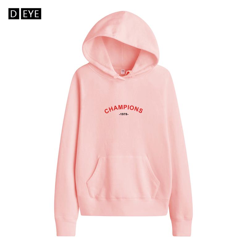 粉红色卫衣 连帽卫衣女2021春秋新款薄款纯棉宽松带帽帽衫婴儿粉红色外套_推荐淘宝好看的粉红色卫衣