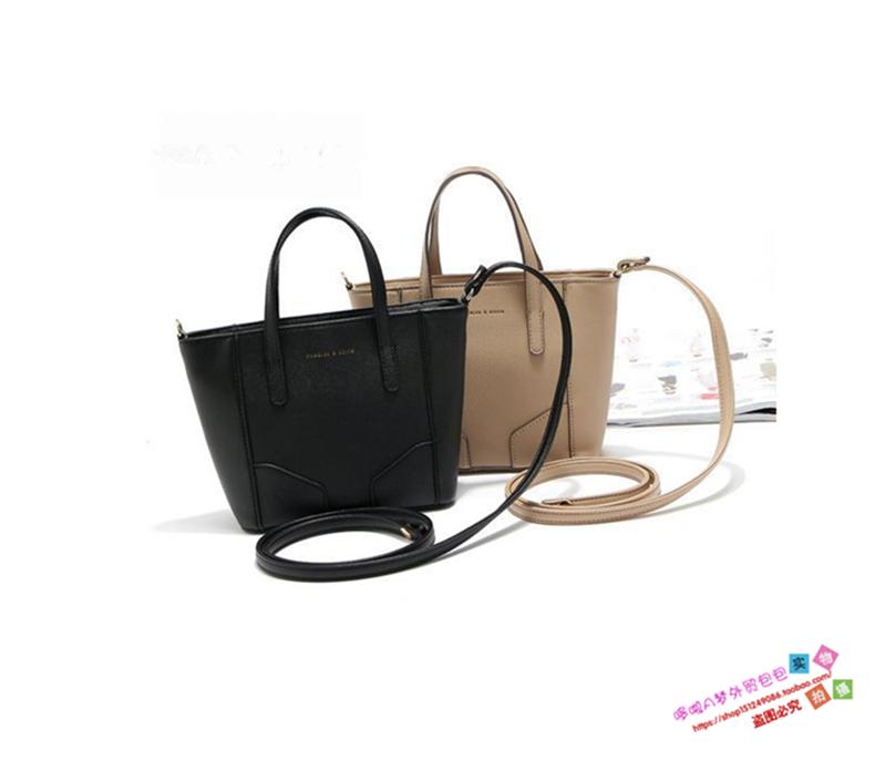 黑色手提包 出口新加坡外贸原单尾货黑色女式包时尚潮千秋手提斜挎单肩小包袋_推荐淘宝好看的黑色手提包