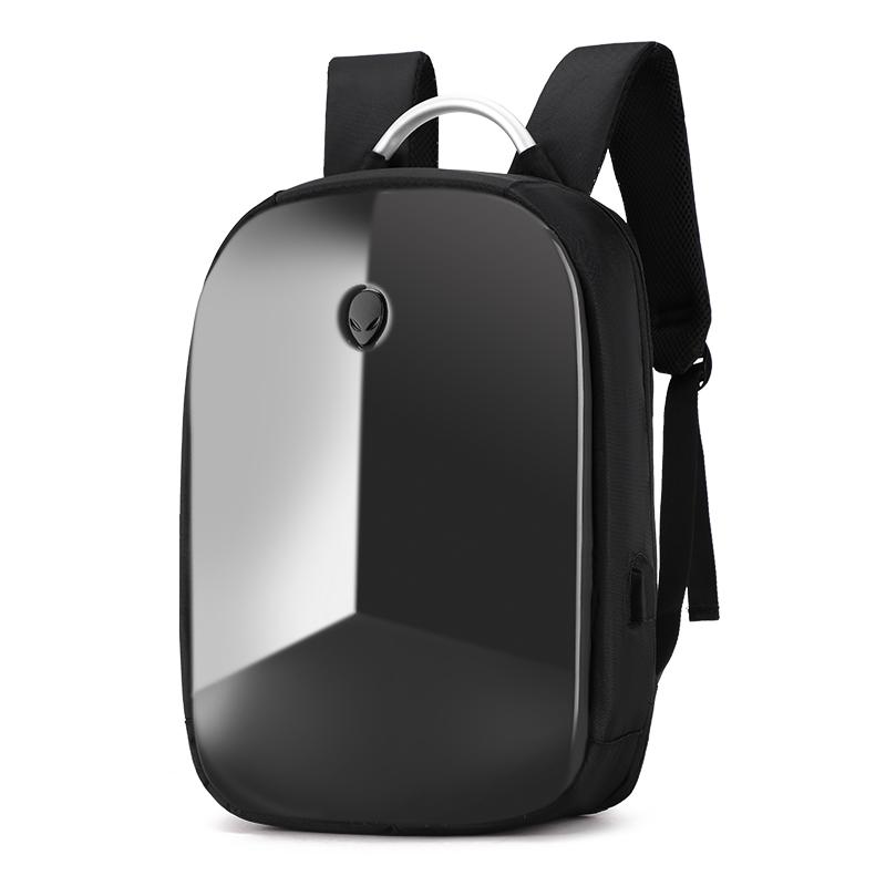 电脑双肩包 新款防盗硬壳笔记本15.6寸电脑包男女士通用双肩包充电大学生书包_推荐淘宝好看的女电脑双肩包