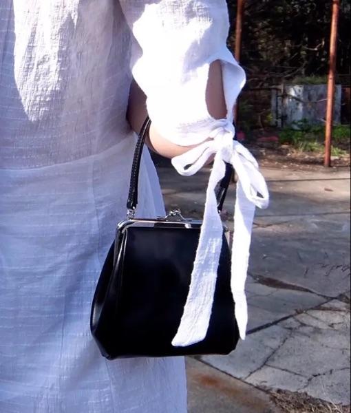 韩版复古包 黑色包包女2020新款单肩斜挎韩版简约百搭复古夹子包气质小方包女_推荐淘宝好看的女韩版复古包
