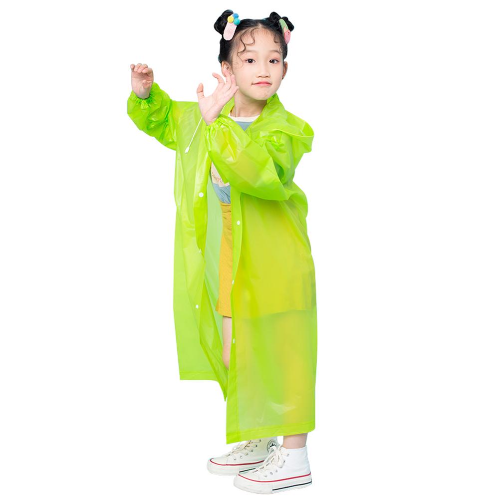 可爱风衣 圆点风衣轻便便携小学生小孩防水大童男女童宝宝可爱儿童雨衣雨披_推荐淘宝好看的女可爱风衣