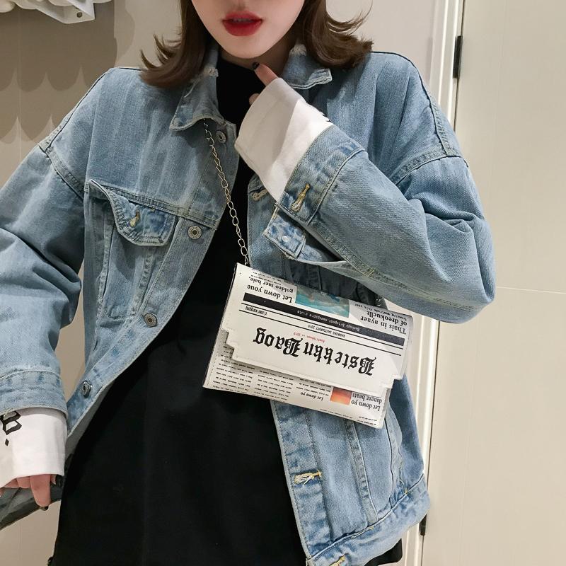 链条手拿包 小方包链条包包袋女包潮春夏小包包包手拿包报纸手机包ch迷你小包_推荐淘宝好看的女链条手拿包