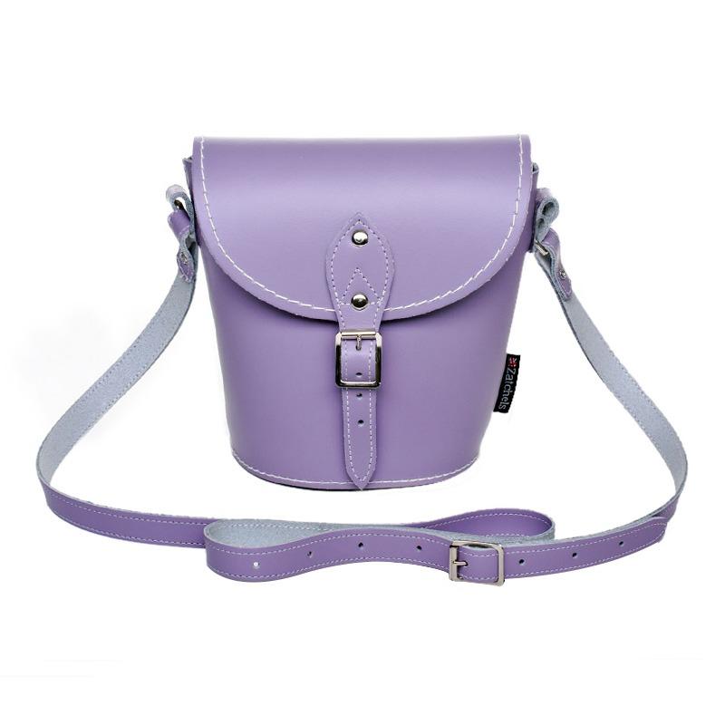 紫色水桶包 Zatchels淡紫色水桶包_推荐淘宝好看的紫色水桶包