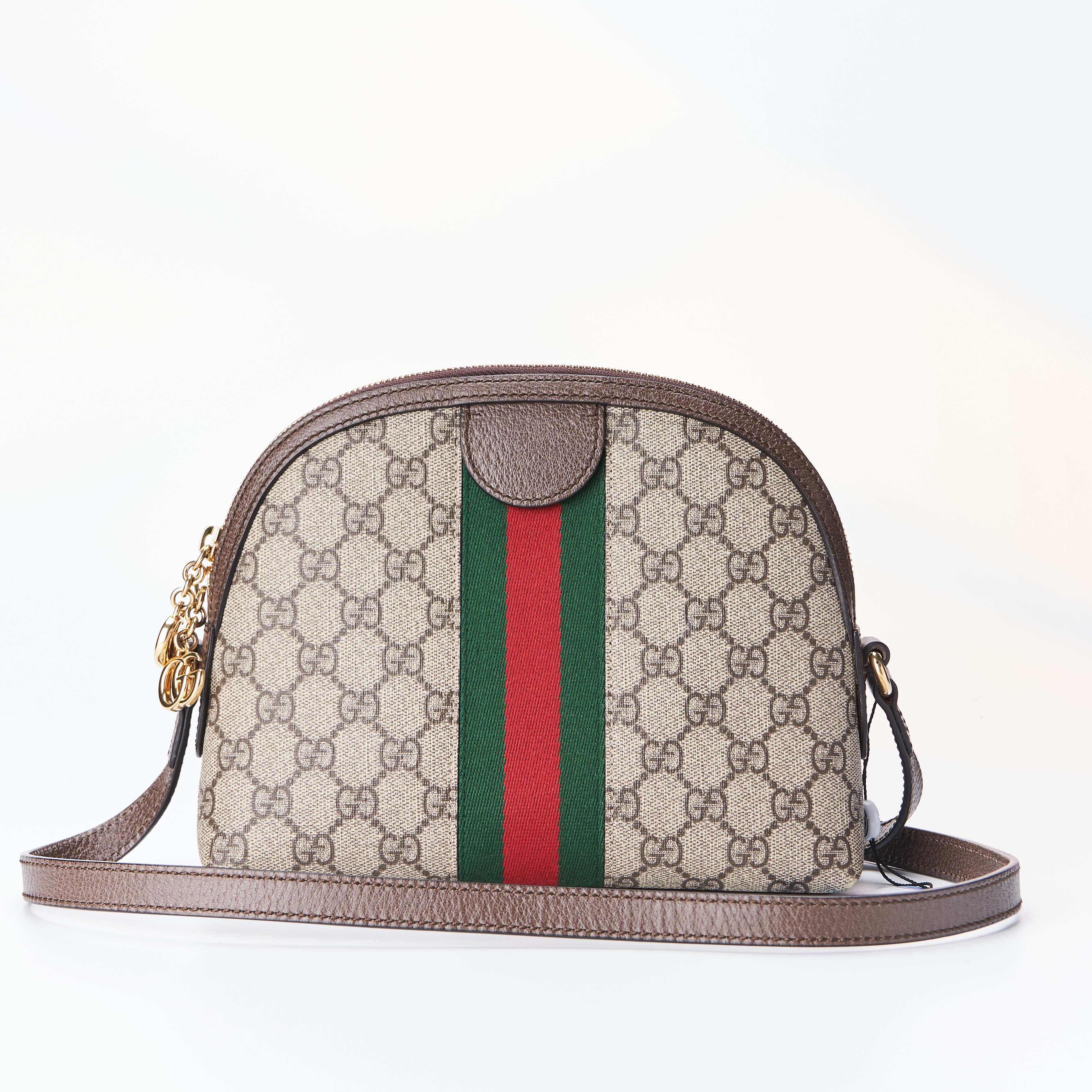 gucci贝壳包 【95新】Gucci ophidia贝壳包  22×8×18 公价¥9800_推荐淘宝好看的gucci贝壳包