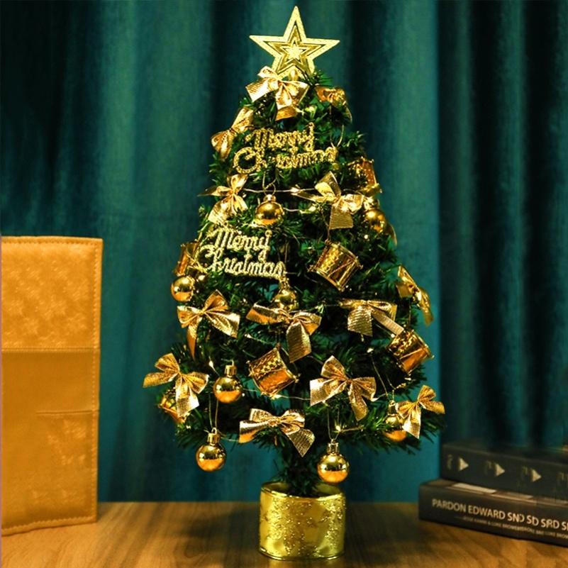 粉红色迷你包 粉红色圣诞树圣诞节小型儿童家用装饰发光直播材料包柜台迷你商场_推荐淘宝好看的粉红色迷你包