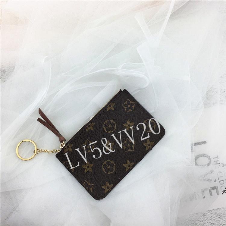 lv最新款钱包 lv5&vv20超薄小零钱包女短款新款钥匙包时尚硬币袋复古卡夹小_推荐淘宝好看的女lv新款钱包
