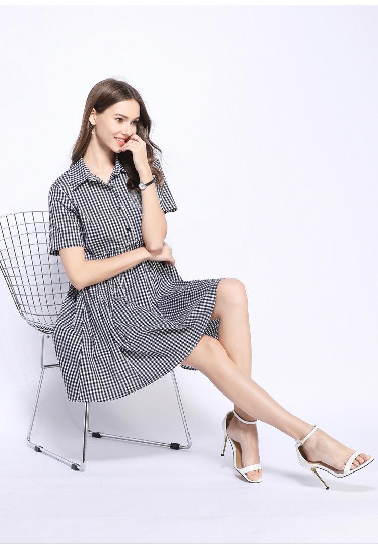 高档女装品牌连衣裙 品牌专柜清仓78334_推荐淘宝好看的品牌连衣裙