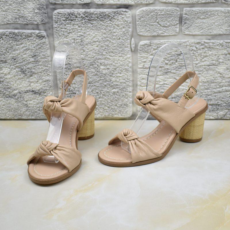 女式鱼嘴鞋 外贸女鞋夏季休闲百搭一字扣带仙女风粗跟露趾凉鞋_推荐淘宝好看的女鱼嘴鞋