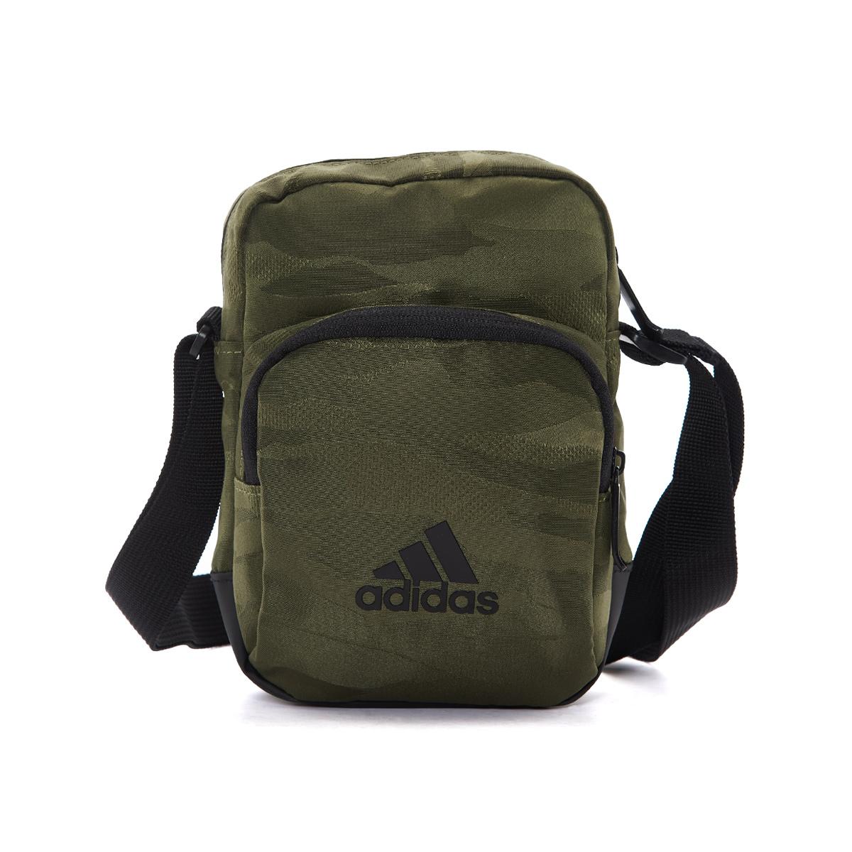 阿迪达斯单肩包 Adidas 男女款迷彩单肩斜挎包小包EK1334_推荐淘宝好看的女阿迪达斯单肩包