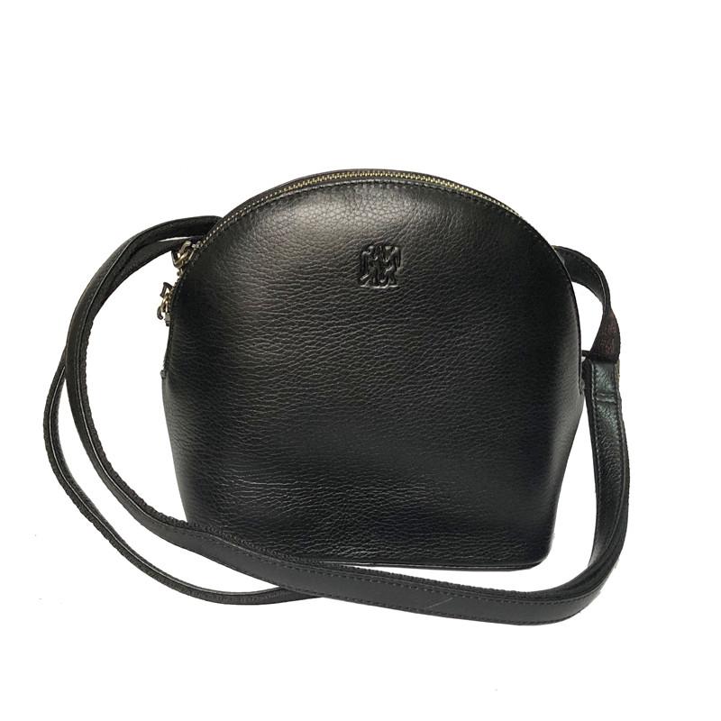 黑色贝壳包 嬉皮士贝壳包女2020新款黑色软皮简约斜挎包个性大容量单肩包_推荐淘宝好看的黑色贝壳包