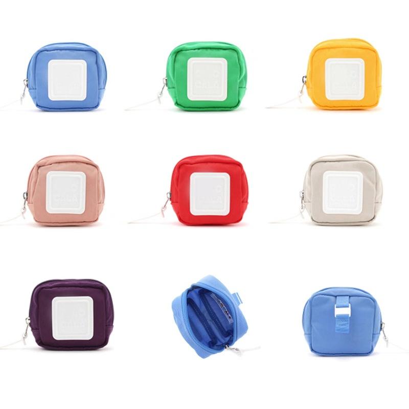 黄色钱包 日本正品CILOCALA零钱包超迷你钥匙包小方包时尚潮流_推荐淘宝好看的黄色钱包