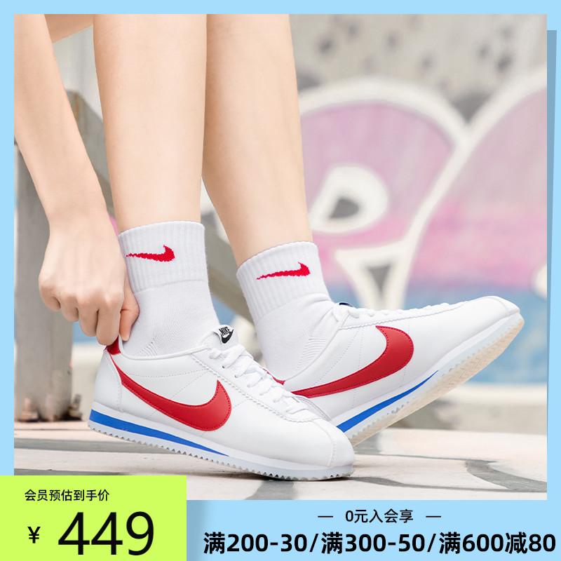耐克运动鞋 NIKE耐克 女鞋阿甘鞋运动鞋休闲鞋 807471-103_推荐淘宝好看的女耐克运动鞋