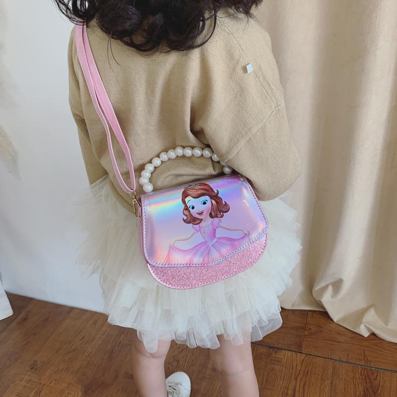果冻迷你包 女童儿童包包公主时尚包艾莎镭射斜挎包手提包美爆宝宝迷你果冻包_推荐淘宝好看的女果冻迷你包