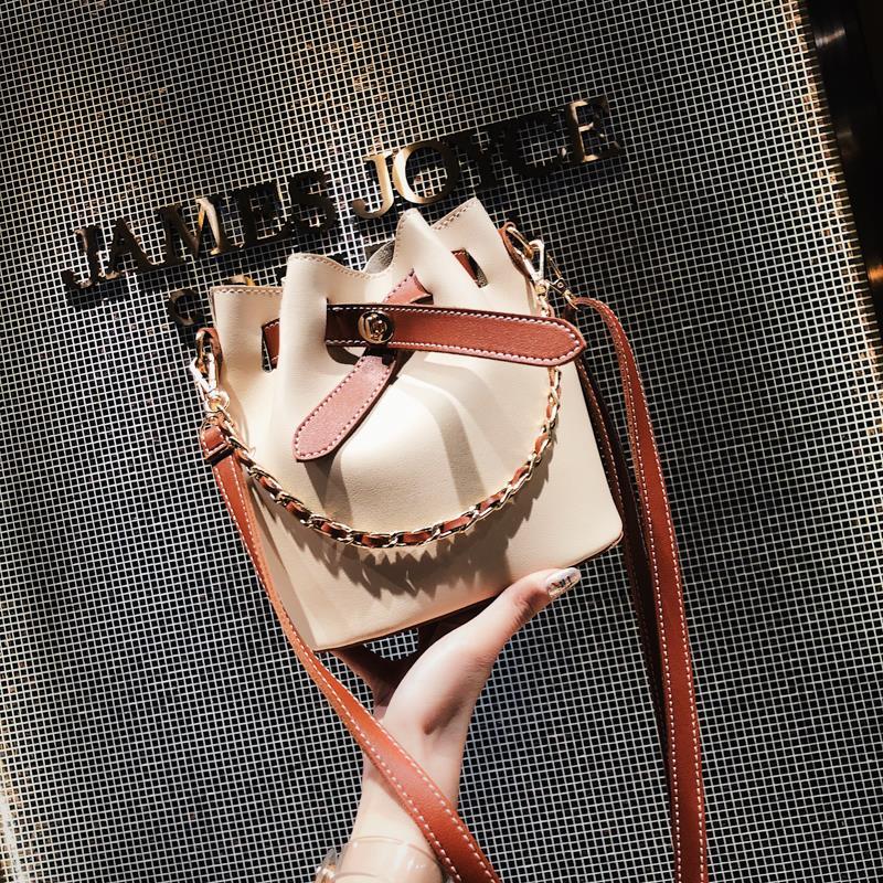 女式真皮手提包 香港包包真皮女包2019新款韩版时尚小ck单肩包子母包手提斜跨包潮_推荐淘宝好看的女真皮手提包
