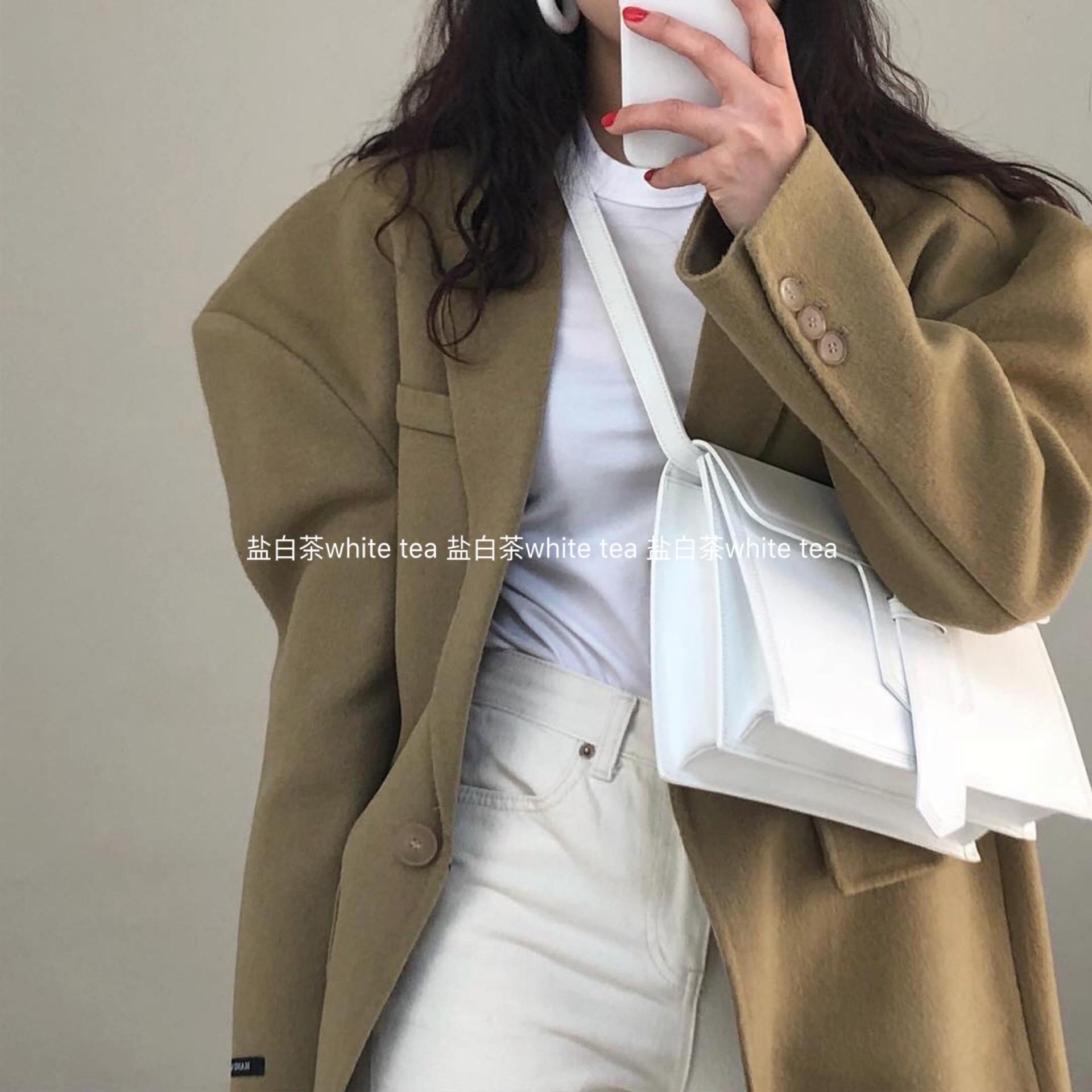 韩版时尚手提包 包包女包新款2019简约时尚大容量ins风手提单肩包韩版百搭斜挎包_推荐淘宝好看的女韩版手提包