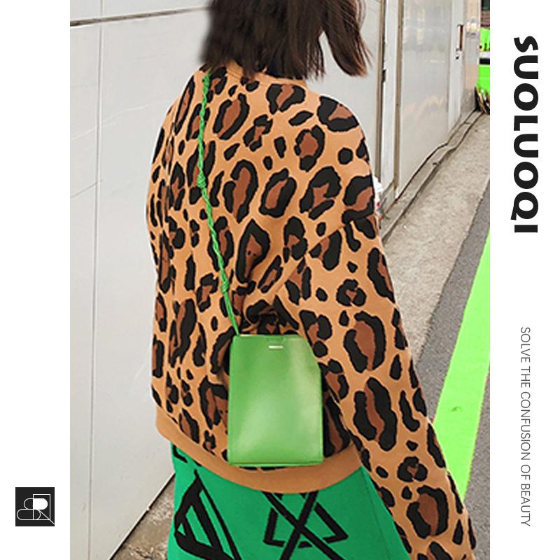 绿色迷你包 包包2021新款潮网红同款百搭绿色迷你手机小方包编织绳单肩斜挎包_推荐淘宝好看的绿色迷你包