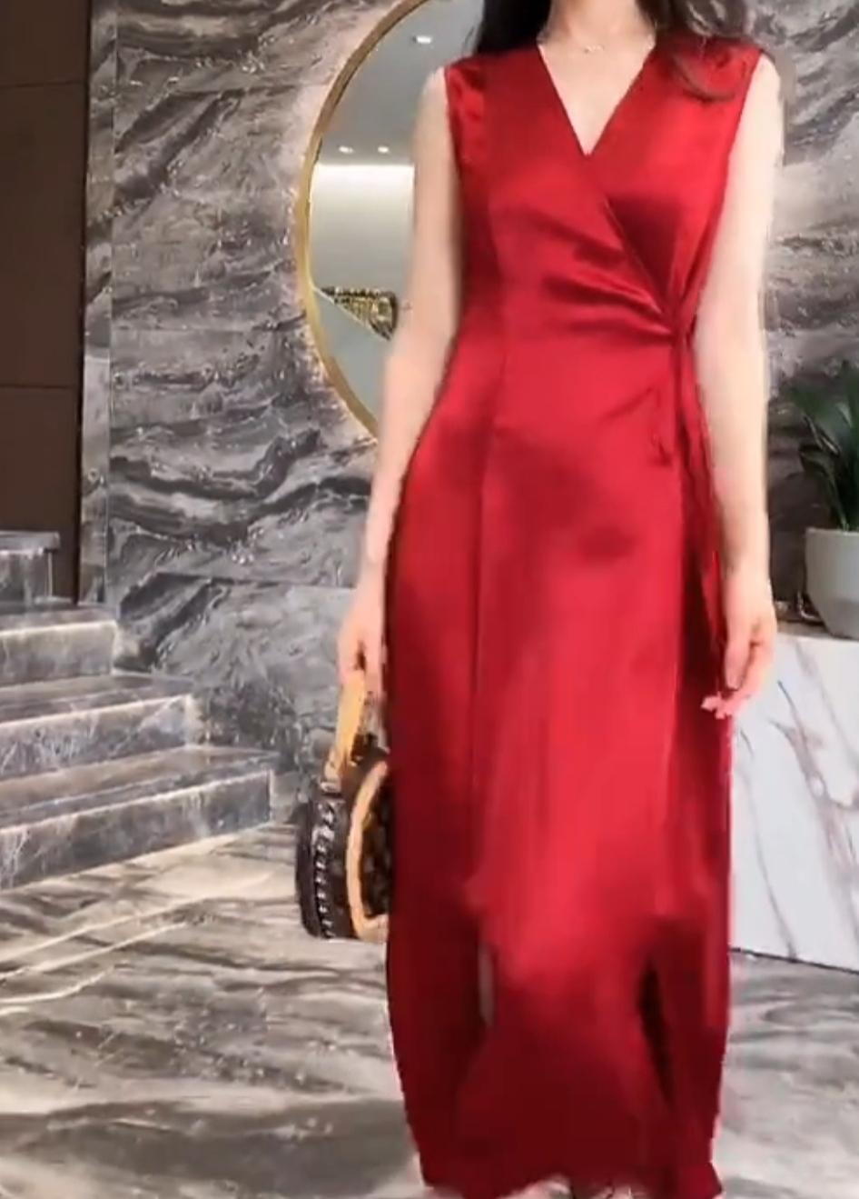 淘宝网女装连衣裙 2020春夏新款时尚气质优雅连衣裙Q1155665_推荐淘宝好看的连衣裙