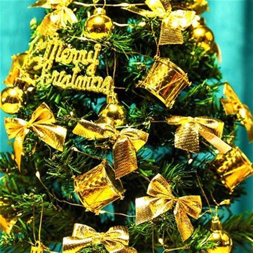 粉红色迷你包 包装饰家用粉红色。直播儿童圣诞树材料发L光迷你圣诞节商小型柜_推荐淘宝好看的粉红色迷你包