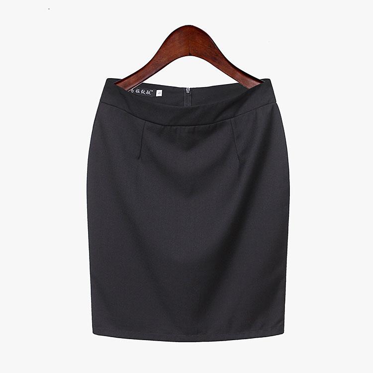 黄色半身裙 春夏职业裙包裙包臀半身裙一步裙短裙西裙正装裙子西装裙工装裙_推荐淘宝好看的黄色半身裙