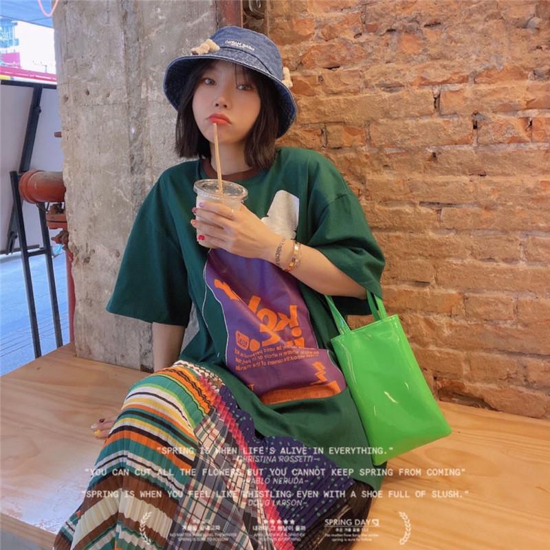 绿色糖果包 NEW新品搭配款小可爱系列 韩国小众ins糖果色果绿色手机包手提包_推荐淘宝好看的绿色糖果包