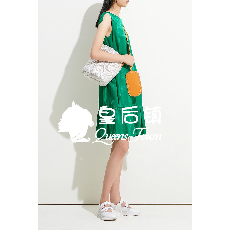 玛丝菲尔代购 玛丝菲尔国内专柜正品代购2020夏款 连衣裙女 A1KT25756 原¥2480_推荐淘宝好看的玛丝菲尔代购