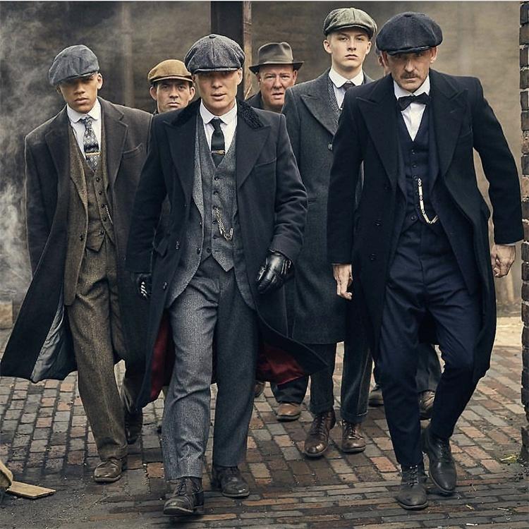 欧美西装男 Chesterfield 柴斯特外套 欧美复古冬装经典长款修身羊毛呢大衣男_推荐淘宝好看的欧美西装男