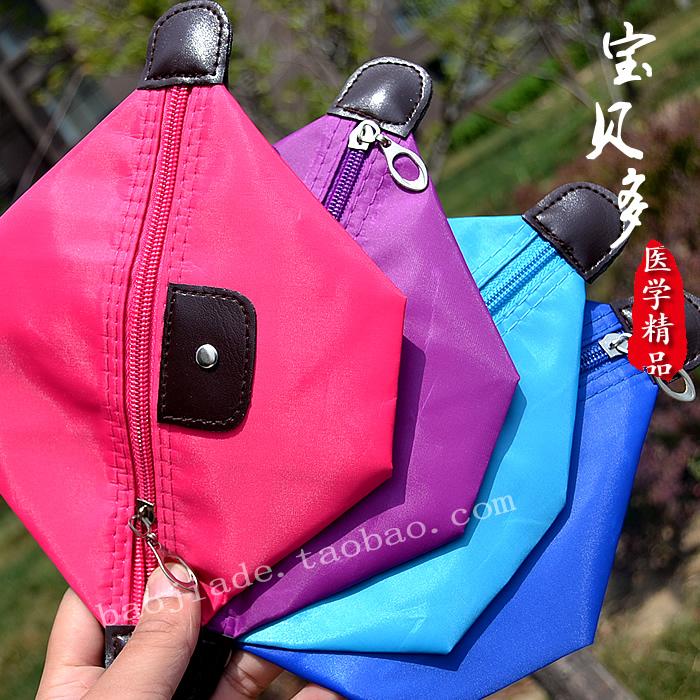 紫色贝壳包 宝贝多 贝壳包 韩国饺子包 化妆包收纳包 大容量 玫粉色紫色蓝色_推荐淘宝好看的紫色贝壳包