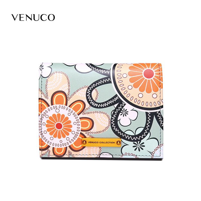 紫色钱包 小ck女士短钱包女短款2020新款卡包折叠超薄学生韩版可爱简约手包_推荐淘宝好看的紫色钱包