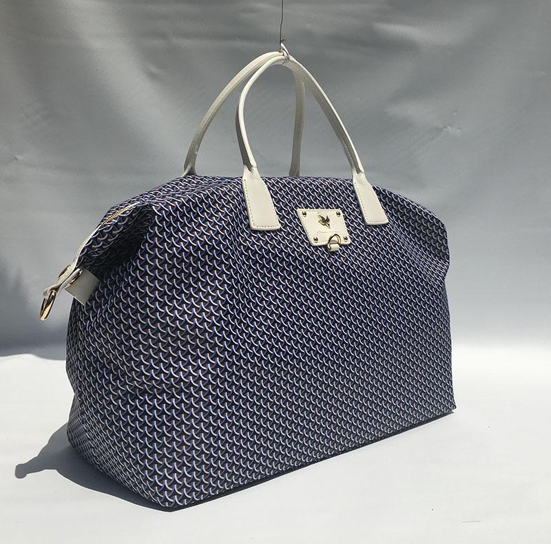 粉红色手提包 2020新款明星同款双面大容量购物袋女包斜挎外出旅行包手提待产包_推荐淘宝好看的粉红色手提包