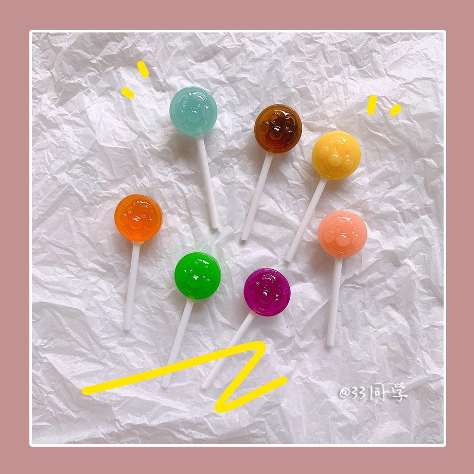 日系糖果包 韩国ins少女心棒棒糖胸针创意日系童趣可爱包包别针糖果衣服配饰_推荐淘宝好看的日系糖果包