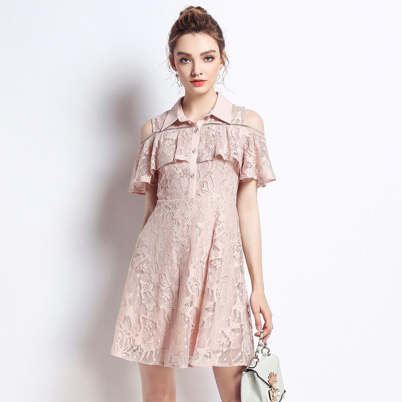 高档女装品牌连衣裙 品牌专柜清仓7831_推荐淘宝好看的品牌连衣裙