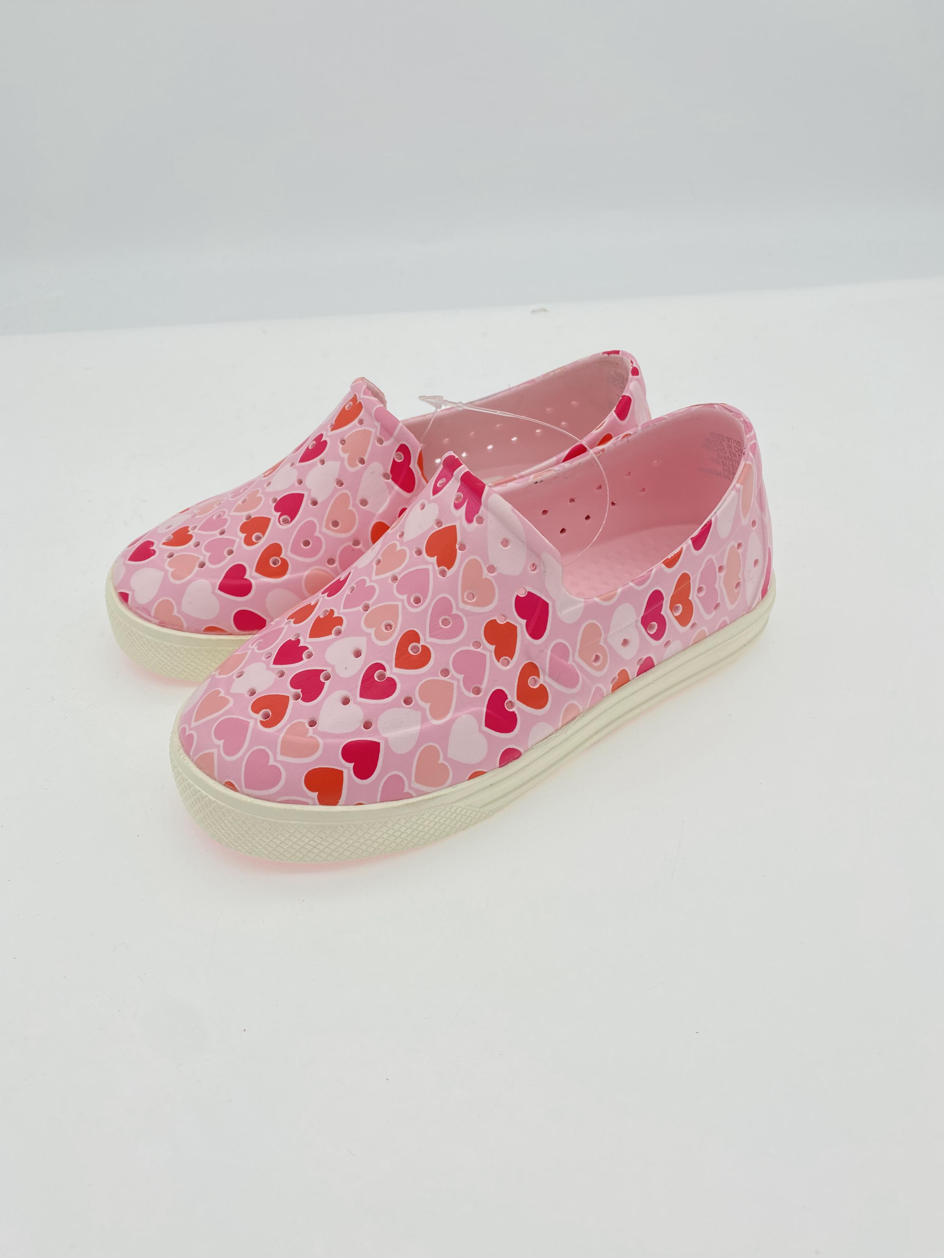 粉红色凉鞋 男女童镂空凉鞋洞洞鞋轻便防滑沙滩鞋粉红紫色(包邮)_推荐淘宝好看的粉红色凉鞋