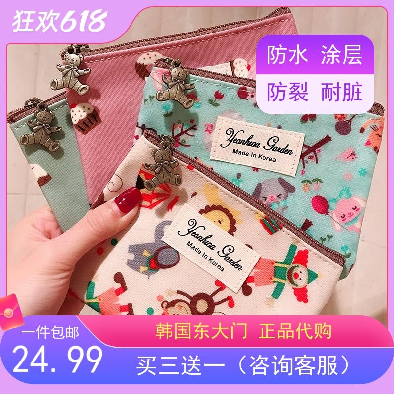 miumiu钱包 零钱包River shop韩国进口东大门防水卡通可爱小包迷你卡包_推荐淘宝好看的女miumiu钱包