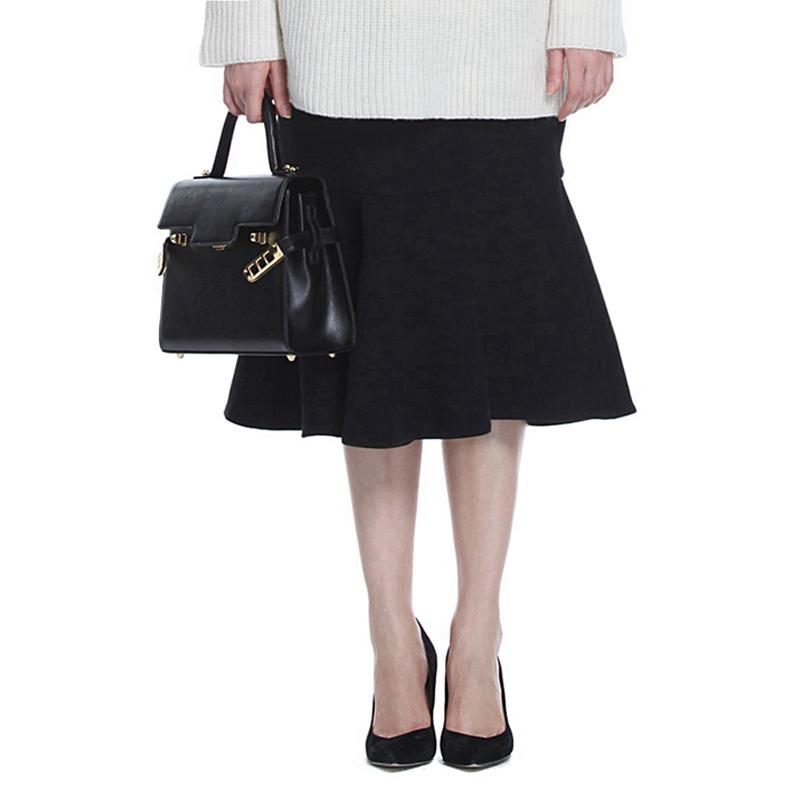 淘宝欧时力女装 ochirly欧时力新女装高腰纯色包臀拼接鱼尾裙半身裙1154072130_推荐淘宝好看的欧时力女装