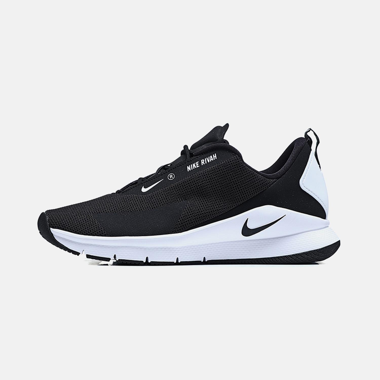 高仿耐克运动鞋 NIKE耐克女鞋休闲鞋2018新款RIVAH舒适网面透气跑步运动鞋AH6774_推荐淘宝好看的女耐克运动鞋
