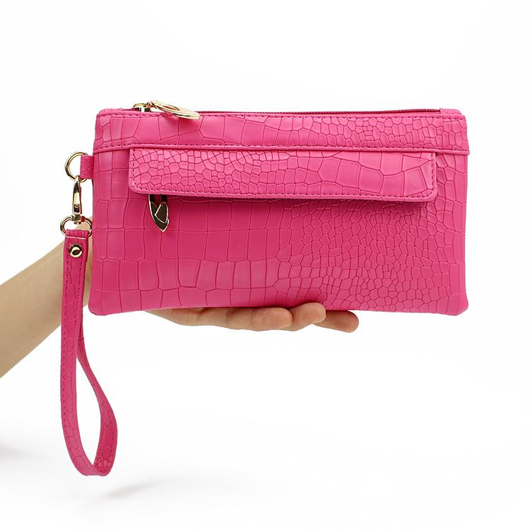 紫色手提包 天天特价女包2018新款女手拿包韩迷你女手包百搭休闲手提包女小包_推荐淘宝好看的紫色手提包