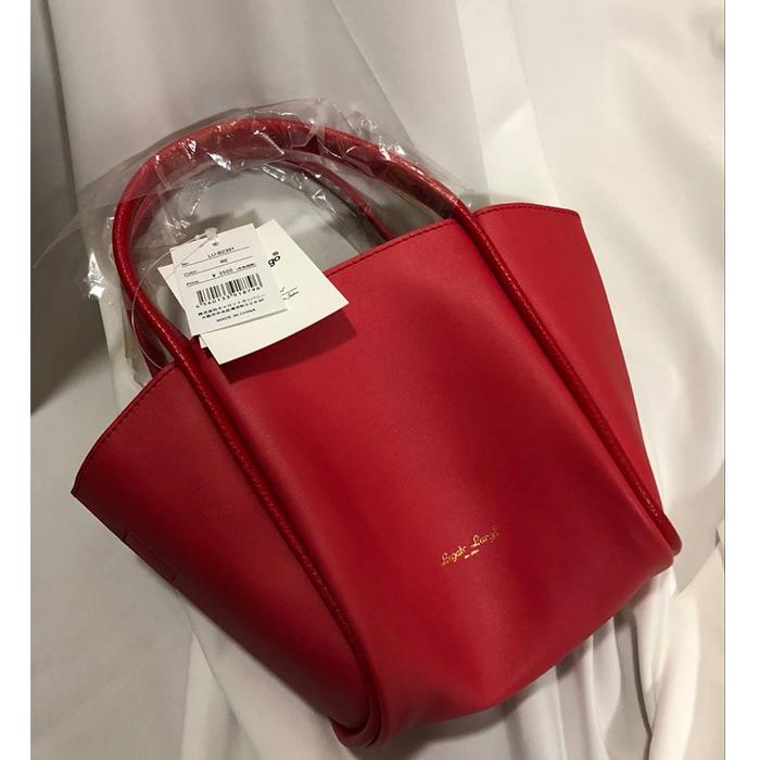 黑色手提包 新款LARGO 日本潮牌 手提斜跨日常小巧包女士气质小飞包_推荐淘宝好看的黑色手提包