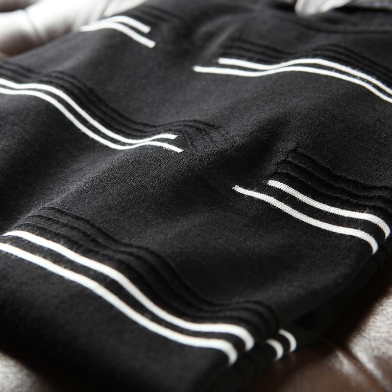 男士圆领针织衫 【反季款】可机洗羊毛系列 男士商务休闲羊毛衫修身针织衫毛衣_推荐淘宝好看的男圆领针织衫