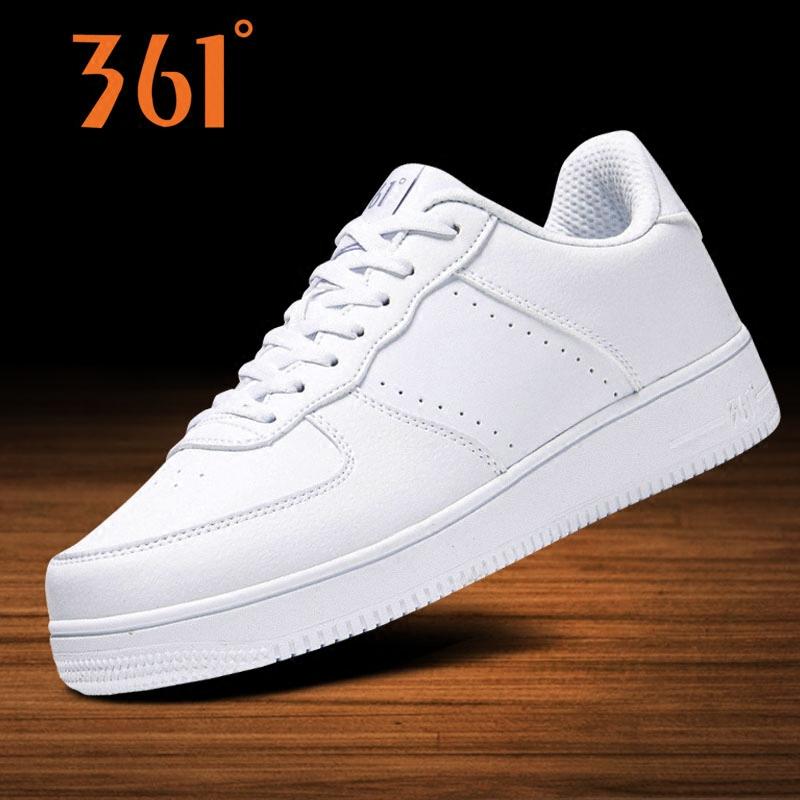 361度女士运动鞋 361女鞋板鞋白色春季百搭休闲鞋 361度小白鞋学生耐磨女生运动鞋_推荐淘宝好看的女361度女运动鞋