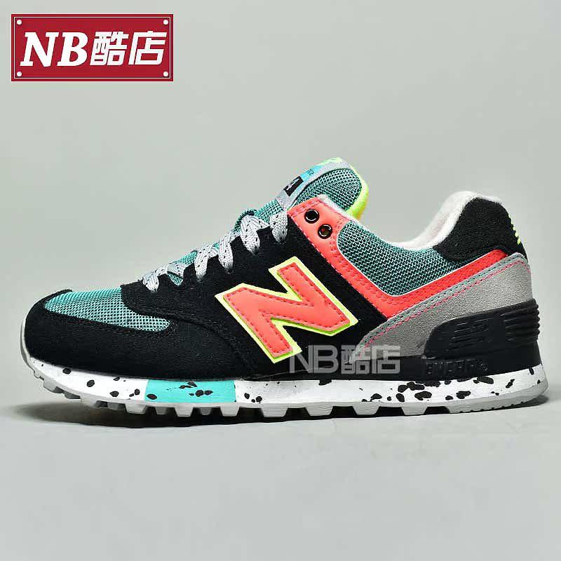 新百伦574运动鞋 New BalanceNB 女鞋复古鞋运动鞋WL574MDBMDCOBD_推荐淘宝好看的新百伦574运动鞋