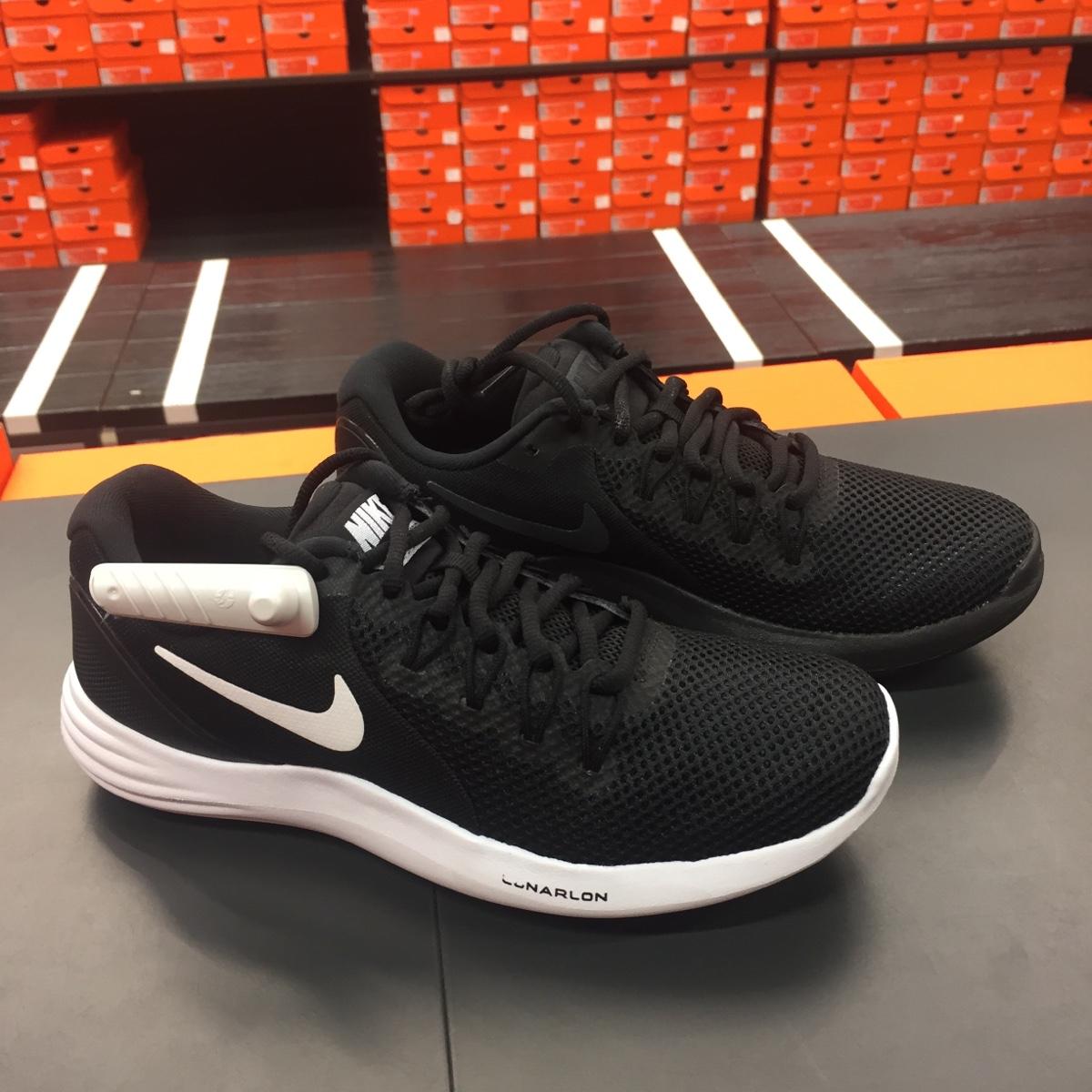 耐克女运动鞋 Nike耐克 2018春季 女子LUNAR 运动休闲跑步鞋 908998-001-002_推荐淘宝好看的女耐克女运动鞋