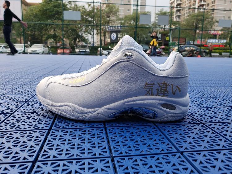 篮球鞋 沃特voit taichi low太极低帮全白白巧克力纪念版轻便篮球鞋男_推荐淘宝好看的男篮球鞋