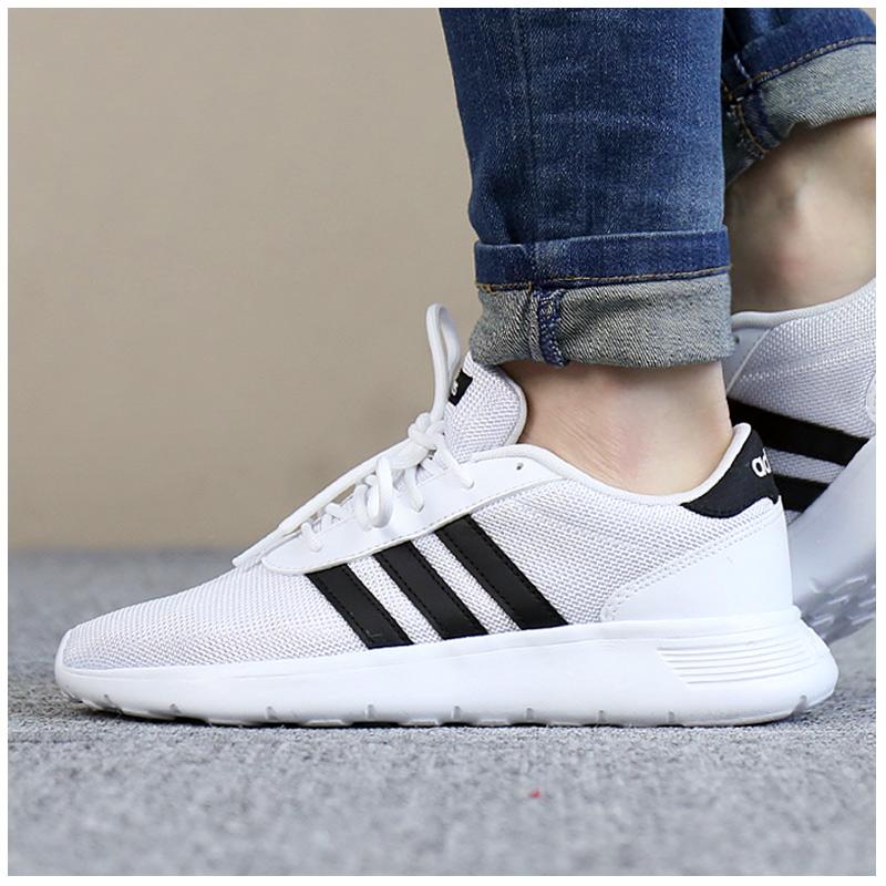 阿迪达斯运动鞋 adidas阿迪达斯neo女鞋CLOUDFOAM ULTIMATE女子运动休闲鞋-CG5764_推荐淘宝好看的女阿迪达斯运动鞋