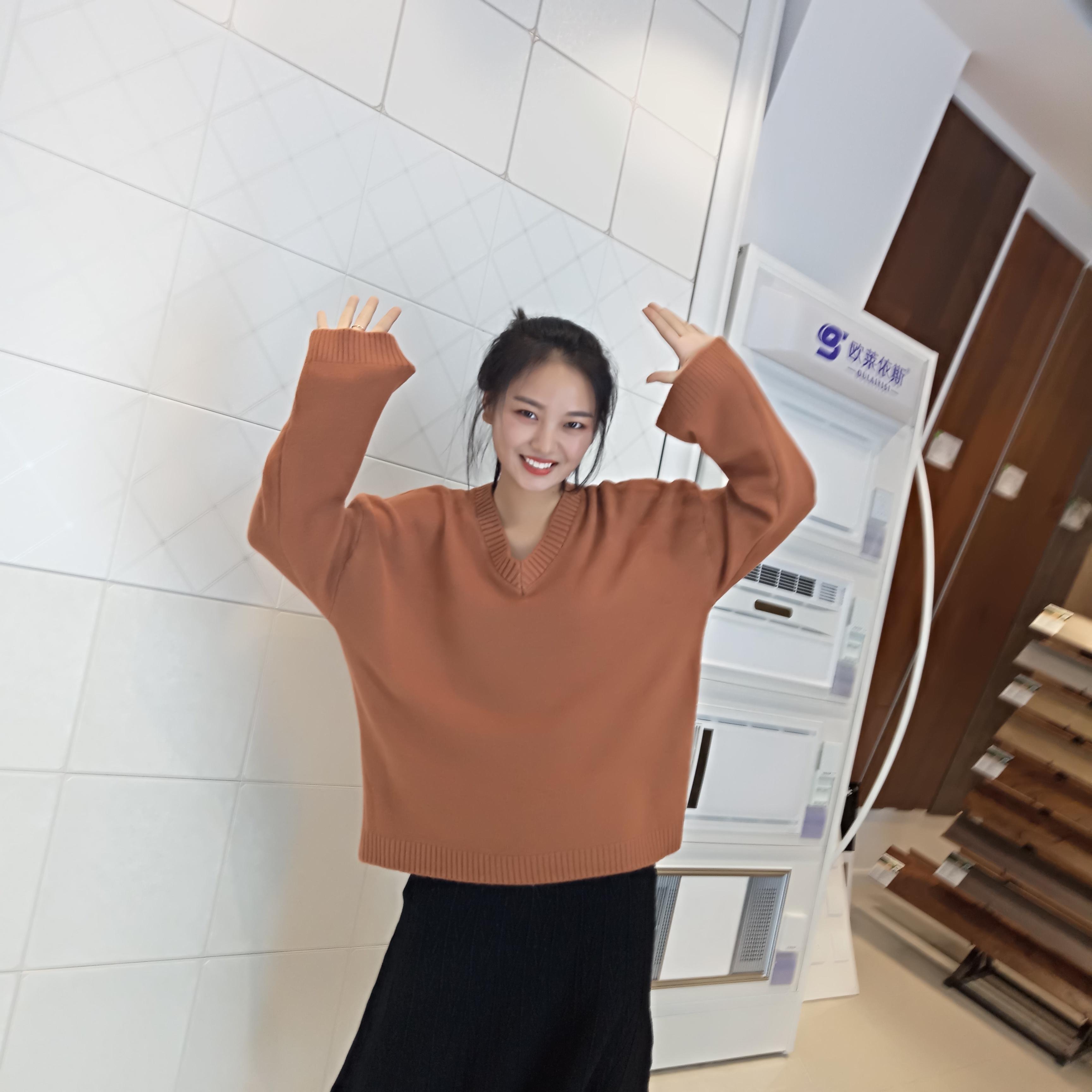 针织衫 【9月13号】2018秋季新款女士针织衫8715_推荐淘宝好看的女针织衫